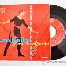 Discos de vinilo: TOM KELLY Y SU CONJUNTO - SING,SING, SING… ¡¡NUEVO!! (TOREADOR EP 1961) ESPAÑA. Lote 34927312