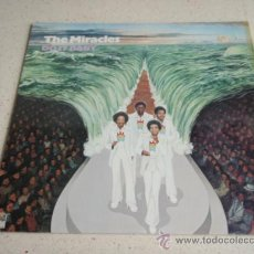 Discos de vinilo: THE MIRACLES ( DO IT BABY ) USA - 1974 LP33 MOTOWN RECORDS. Lote 34929956