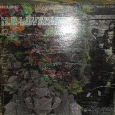 Discos de vinilo: H.P LOVECRAFT - H.P LOVECRAFT LP - ORIGINAL U.S.A. - PHILIPS 1967 - STEREO -. Lote 34960365