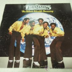 Discos de vinilo: THE TRAMMPS ( THE WHOLE WORLD'S DANCING ) NEW YORK-USA 1978 LP33 ATLANTIC RECORDS. Lote 34943919