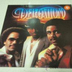 Discos de vinilo: DELEGATION ( DELEGATION ) HOLANDA - 1981 LP33 ARIOLA RECORDS. Lote 34944153