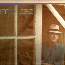 Discos de vinilo: LP EMILIO CAO : AMIGA ALBA E DELGADA . Lote 34949305