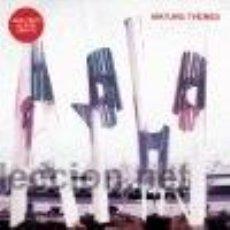 Discos de vinilo: ARIEL PINK'S HAUNTED GRAFFITI - '' MATURE THEMES '' LP + CD USA SEALED. Lote 34951804