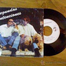 Discos de vinilo: SEGUNDAS INTENCIONES..ESOS TIPOS.. Lote 34953824
