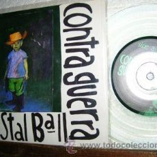 Discos de vinilo: CONTRA GUERRA / CRYSTAL BALL 1993 ( LIMT. EDIT. PICTURE DISC. USA EDIT. !! VINILO TRANSPARENTE !!!. Lote 34954292
