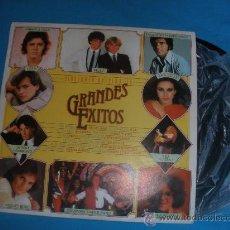 Discos de vinilo: GRANDES EXITOS 2 DISCOS VINI LP VERSIONES ORIGINALES TOZZI PECOS IVAN BELEN ROSELL BOSE NUGENT 1981.. Lote 34954644