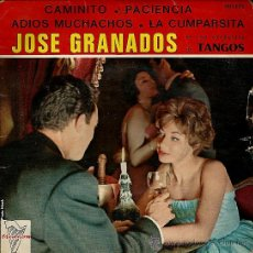 Discos de vinilo: JOSE GRANADOS ET SON ORCHESTRE TYPIQUE . Lote 34954859
