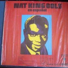 Discos de vinilo: NAT KING COLE EN ESPAÑOL. Lote 34957639