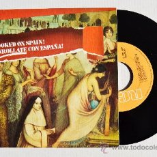 Discos de vinilo: ORQUESTA SINFONICA LIGERA DE MADRID - ENROLLATE CON ESPAÑA ¡¡NUEVO!! (RCA SINGLE 1982) ESPAÑA. Lote 34958476