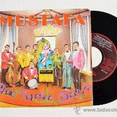 Discos de vinilo: RADIO TOPOLINO ORQUESTA - MUSTAFA/AURORA ¡¡NUEVO!! (CFE SINGLE 1983) ESPAÑA. Lote 34958671