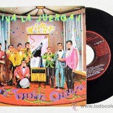 Discos de vinilo: RADIO TOPOLINO ORQUESTA - ¡VIVA LA JUERGA! ¡¡NUEVO!! (CFE SINGLE 1983) ESPAÑA. Lote 34958711