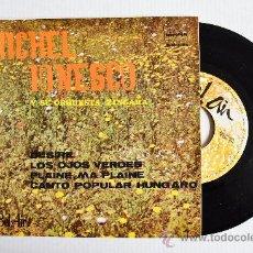 Discos de vinilo: MICHEL IONESCO Y SU ORQUESTA ZINGARA - DESIRE… ¡¡NUEVO!! (BEL-AIR EP 1964) ESPAÑA. Lote 34963843