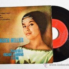 Discos de vinilo: MORGHEN MELLIER - PIANOFORTE ORGANO HAMMOND E RITMI ¡¡NUEVO!! (ZAFIRO EP 1960) ESPAÑA. Lote 34964450