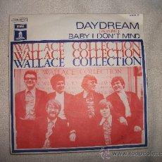 Discos de vinilo: WALLACE COLLECTION / BABY I DON'T MIND / EDICION FRANCESA / EMI . Lote 34966590