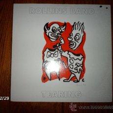 Discos de vinilo: ROLLINS BAND - TEARING. Lote 218662148