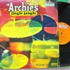 Discos de vinilo: THE ARCHIES / JINGLE JANGLE 1968, BUBBLEGUM !! ORIG. EDIT. USA !! EXCELENTE !!!. Lote 34967249
