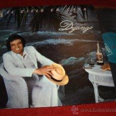 Discos de vinilo: DYANGO EL CIELO EN CASA LP 1979 ODEON. Lote 34970978