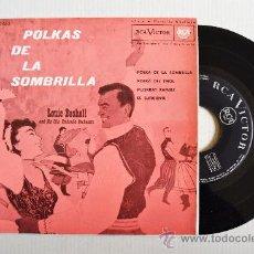 Discos de vinilo: LOUIE BASHELL - POLKAS DE LA SOMBRILLA ¡¡NUEVO!! (RCA EP 1962) ESPAÑA. Lote 34976435