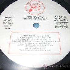 Discos de vinilo: 2 LPTHE SOUNDIN THE HOTHOUSE- NEW WAVE. Lote 24899163