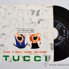 Discos de vinilo: UMBERTO TUCCI Y SU CONJUNTO - RAMONA… ¡¡NUEVO!! (RCA EP 1966) ESPAÑA. Lote 34981022