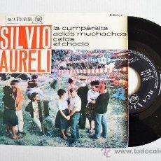 Discos de vinilo: SILVIO AURELI Y SU ORQUESTA - LA CUMPARSITA… ¡¡NUEVO!! (RCA EP 1966) ESPAÑA. Lote 34981174