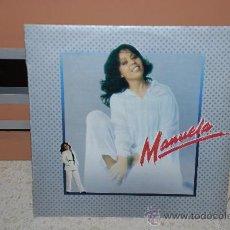 Discos de vinilo: DISCO VINILO LP MANUELA