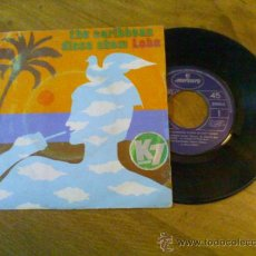 Discos de vinilo: THE CARIBBEAN DISCO SHOW .LOBO.DSY-O.ISLAND IN THE SUN.COCONUT WOMAN JAMAICA FAREWELL.. Lote 34984675