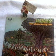 Discos de vinilo: AÑO 1978.- LOS CHINCANAYROS.- LEYENDA Y TRADICIÓN.. Lote 34984832