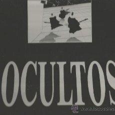 Discos de vinilo: LP OCULTOS ( OCULTS ) - MINI LP 6 TEMAS. Lote 34985687