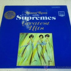 Discos de vinilo: DIANA ROSS & THE SUPREMES ( SUPREMES GEATEST HITS ) DOBLE LP33 DETROIT-USA 1967 TAMLA MOTOWN. Lote 34994269