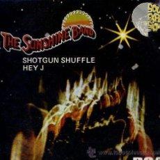 Discos de vinilo: SUNSHINE BAND, THE – SHOTGUN SHUFFLE / HEY J. Lote 35005052