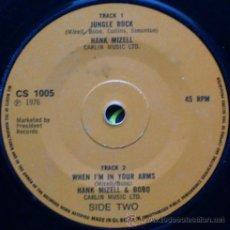 Discos de vinilo: HANK MIZELL – JUNGLE ROCK. Lote 35005248