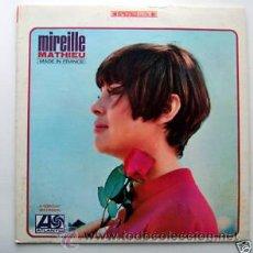 Discos de vinilo: MIREILLE MATHIEU / MADE IN FRANCE 1967 ( 2º LP !! ORIG. EDIT. USA !! EXCELENTE !!!!!!. Lote 35009217