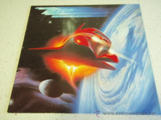 ZZ TOP ( AFTERBURNER ) USA 1985-GERMANY LP33 WARNER BROS RECORDS (Música - Discos - LP Vinilo - Pop - Rock - New Wave Extranjero de los 80)
