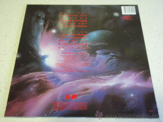 Discos de vinilo: ZZ TOP ( AFTERBURNER ) USA 1985-GERMANY LP33 WARNER BROS RECORDS - Foto 2 - 35011612