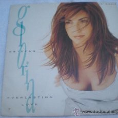 "Discos de vinilo: GLORIA ESTEFAN_EVERLASTING LOVE_VINILO 12"" EDICION HOLANDESA_1994. Lote 35015658"