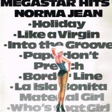 Discos de vinilo: MEGASTAR HITS 1. NORMA JEAN - MAXISINGLE 1987. Lote 35017455