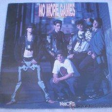 "Discos de vinilo: NEW KIDS ON THE BLOCK_NO MORE GAMES (THE REMIX ALBUM) 12"" EDICION ESPAÑOLA_1990 . Lote 35017568"