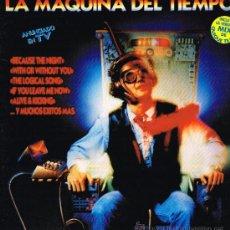 Discos de vinilo: LA MÁQUINA DEL TIEMPO - DOBLE LP 1993 - PORTADA DOBLE - . Lote 35028674