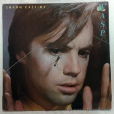 Discos de vinilo: SHAUN CASSIDY - WASP - WARNER BROSS RECORDS 1980. Lote 35047813