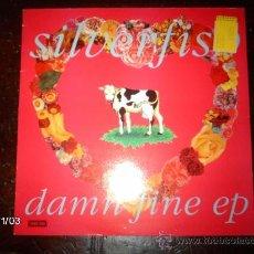 Discos de vinilo: SILVERFISH -DAMN FINE . Lote 35047862