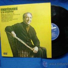 Discos de vinilo: MANTOVANI Y SU ORQUESTA - DECCA 1981. Lote 35438740