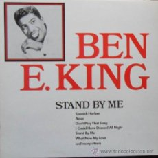 Discos de vinilo: BEN E. KING - STAND BY ME (FLASH BACK 198?). Lote 35024436