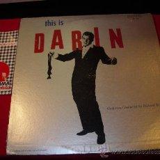 Discos de vinilo: DARIN - THIS IS DARIN LP. Lote 35038409