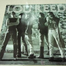Discos de vinilo: LOU REED ( NEW YORK ) USA 1988-GERMANY LP33 SIRE RECORDS. Lote 35041919