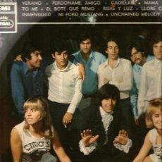 Discos de vinilo: LP TONY RONALD ( SU PRIMER LONG PLAY, DE 1969) . Lote 35044456
