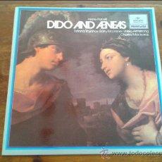Discos de vinilo: DISCO LP DE VINILO. MÚSICA CLÁSICA. DIDO AND AENEAS DE HENRY PURCELL. DEUTSCHE GRAMMOPHON.. Lote 35045344