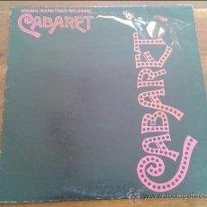 Discos de vinilo: BSO CABARET (LIZA MINNELLI) LP 1976. Lote 35064949