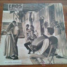 Discos de vinilo: EROS RAMAZZOTTI - EN CIERTOS MOMENTOS - ORIGINAL ESPAÑOL, HISPAVOX 1987. Lote 35065127