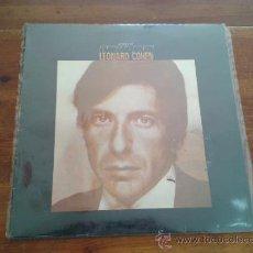 Discos de vinilo: LEONARD COHEN CANCIONES DE LP 1971 . Lote 35065282